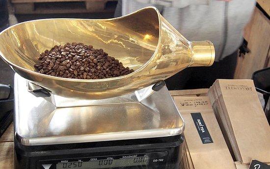 JAVA Coffee Pop-Up: Duży wybór świeżych ziaren kaw speciality!