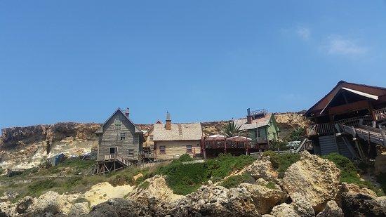 Popeye Village Malta ภาพถ่าย