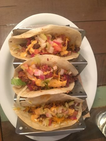 Treylor Park: Tacos