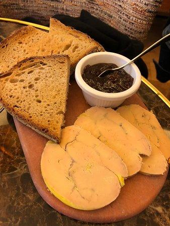 Le Boissy d'Anglas: Fois gras