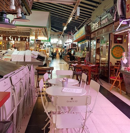 Mercado Vallehermoso照片