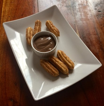 The Gallery : Argentinian churros