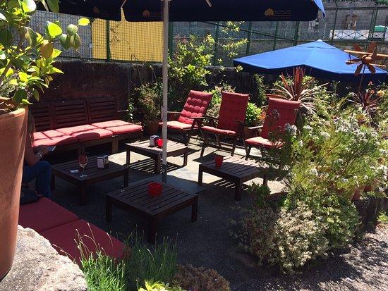Armazém: Vintage terrace