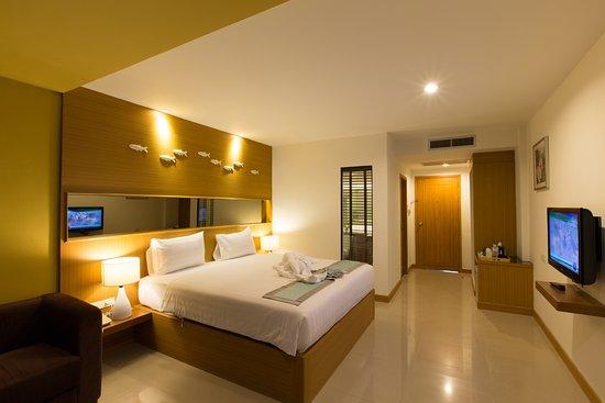 Ansino Bukit Hotel: Deluxe Room