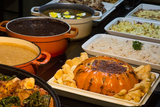 Restaurante Rayz: Weekdays lunch buffet