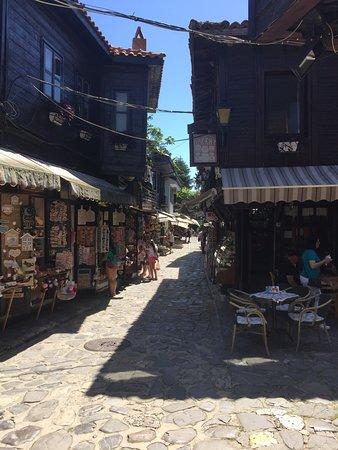 Old Nessebar street
