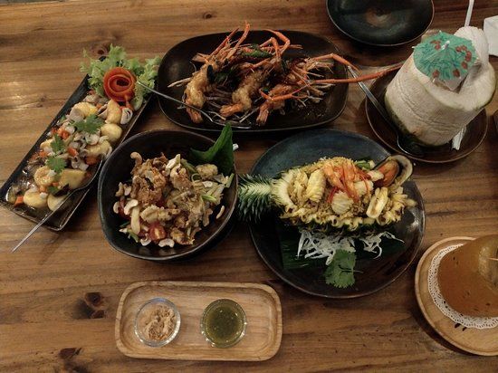 泰國梭桃邑: Praneat Seafood
