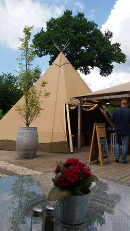 The Boot Inn : the Tepee private party