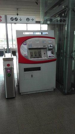 Estacion Zaragoza Portillo张图片