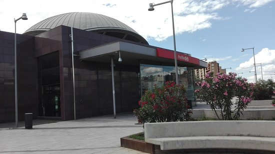 Estación Zaragoza Portillo