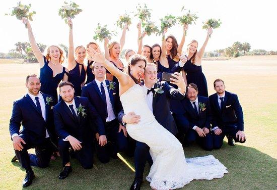 Jupiter, FL: Bridal Party