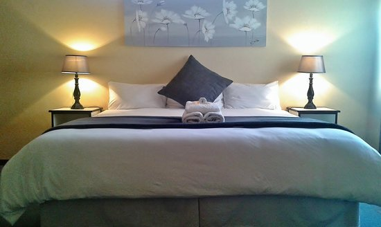 Zum Anker Apartments: Apartment 3 - Main bedroom