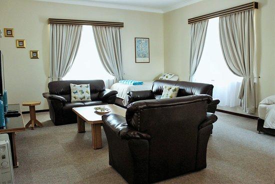 Zum Anker Apartments: Apartment 4 - Lounge