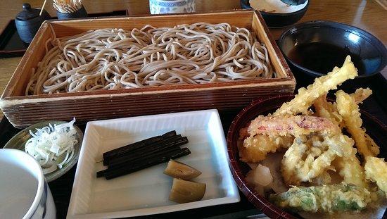 Soba Restaurant Furyu : 蕎麦善哉