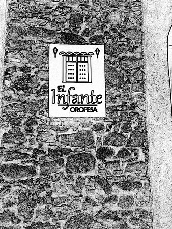 Oropesa, Espanha: El Infante Bar/Restaurante