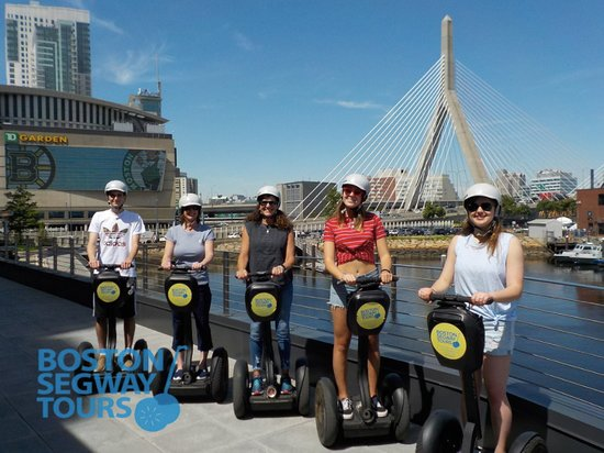 Boston Segway Tours : From #facebook to #tripadvisor, to #google, our endless rave reviews speak for themselves! #Bost