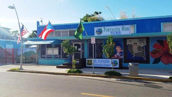 Palmer, Puerto Rico: Main Exterior View