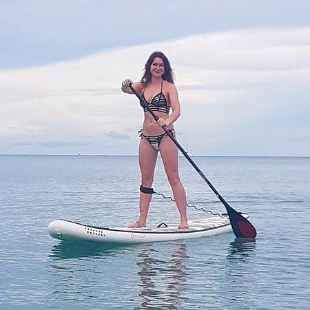 苏梅岛2小时日落站立划桨之旅照片