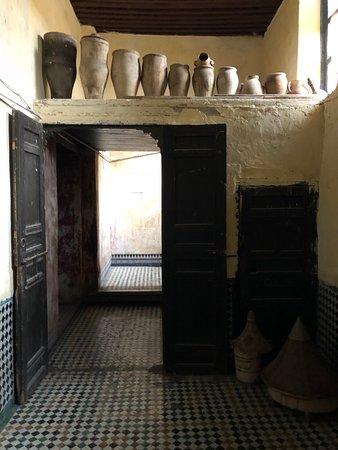 Glaoui Palace: second door