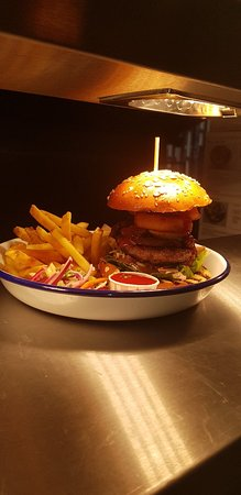 The Swan: come check out the new menu
