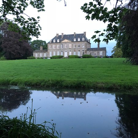 Château de Bouceel : Amazing visit to the Chateau. Delicious meal and lovely chateau. Will visit again!