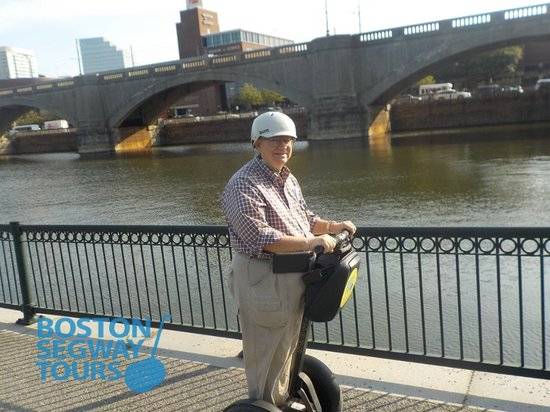 Boston Segway Tours : #FathersDay is coming! 😃 Gather your #friends & #family for good times at #Boston #Segway #Tour