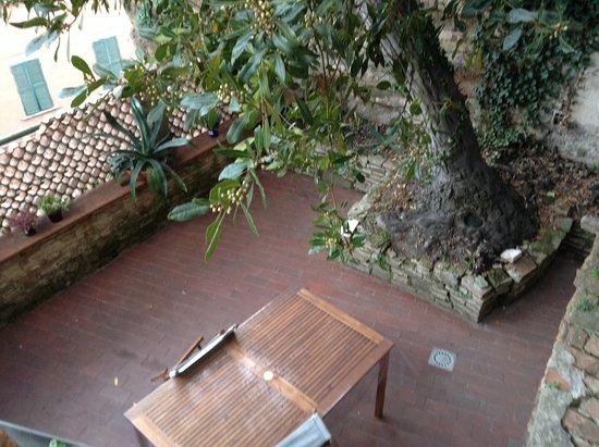 Alessi B&B: terrazzo