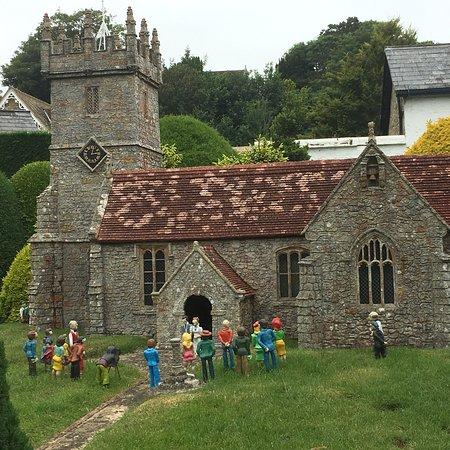 Godshill Model Village Photo