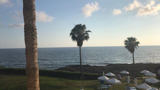 Cynthiana Beach Hotel: View from my balcony