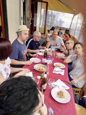 La Campagnola - Pizzeria & Trattoria: Graffe fritte