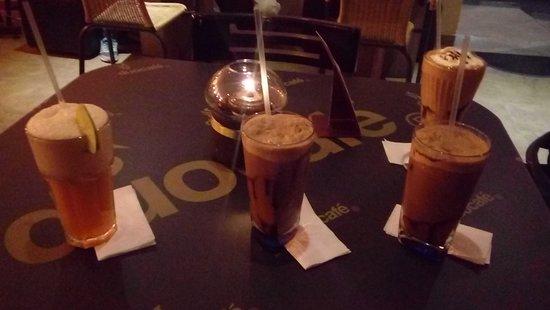Duocafe: Bebidas frias y calientes