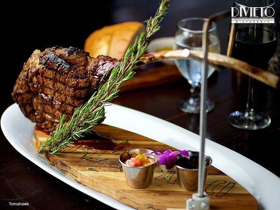 Divieto Ristorante: Tomahawk Steak
