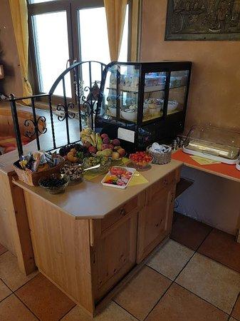 Hotel Alt Heidenheim: Frühstück