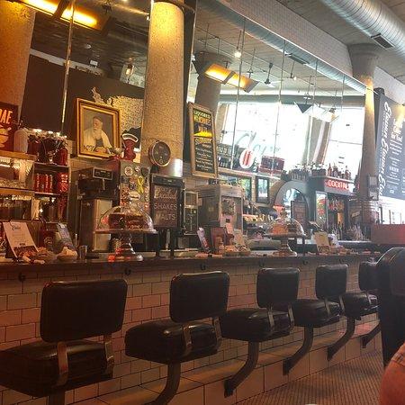 Eleven City Diner Fotografie