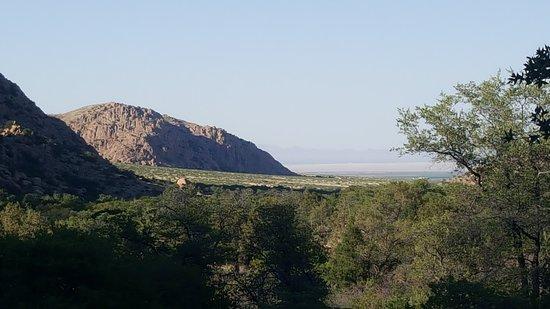 Pearce, AZ: Views from hike