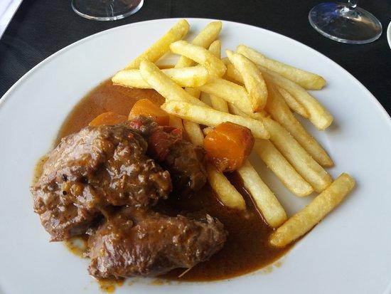 Restaurante El Cruce : carrilleras