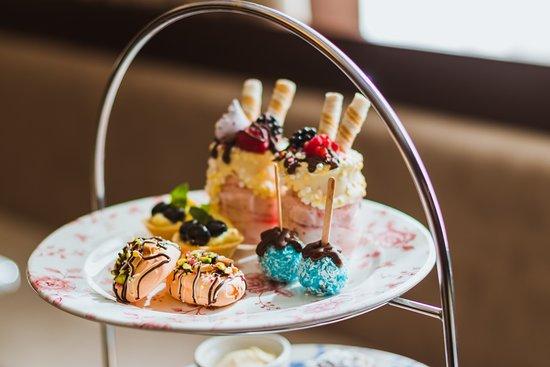 โรงแรมชาฟต์สบิวรี่ พรีเมียร์ ลอนดอน แพดดิงตั้น: Ice Cream