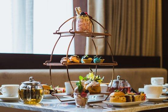โรงแรมชาฟต์สบิวรี่ พรีเมียร์ ลอนดอน แพดดิงตั้น: Ice Cream Afternoon tea 1