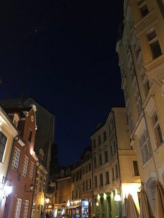 Neiburgs Hotel: street view of hotel
