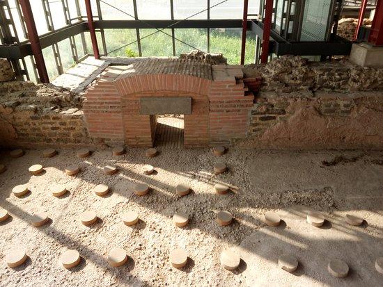 LVR-Archäologischer Park Xanten : In the park museum
