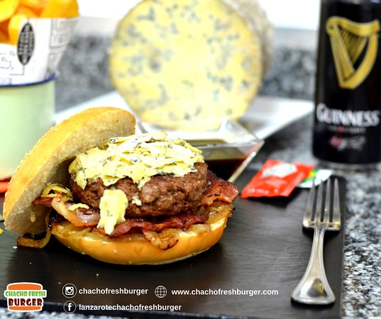 Chacho Fresh Burger : Bridget Jones