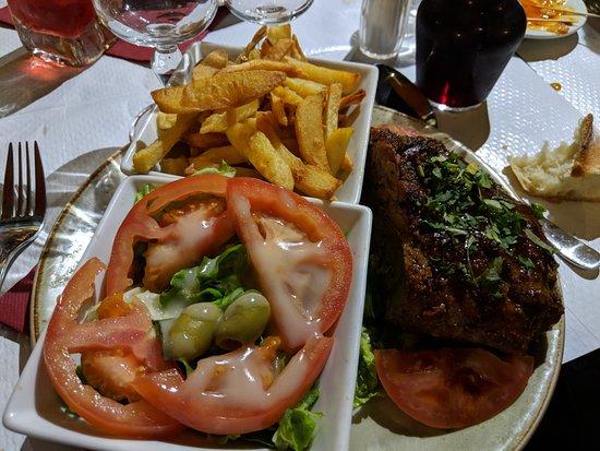 Le Berbère: lamb
