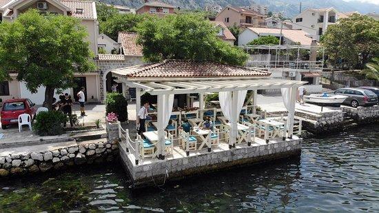 Konoba Portun Dobrota Menu Prices Restaurant Reviews