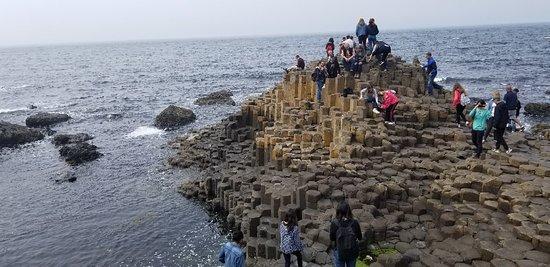 Giant's Causeway ภาพถ่าย