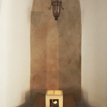 Hammam della Rosa: tadelak alle pareti