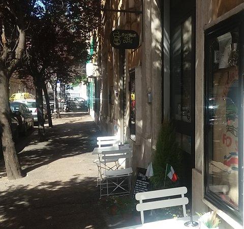 Artigiano del Caffe : ingresso