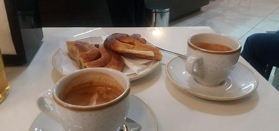 Artigiano del Caffe : colazione