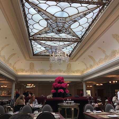 The Harrods Tea Rooms照片