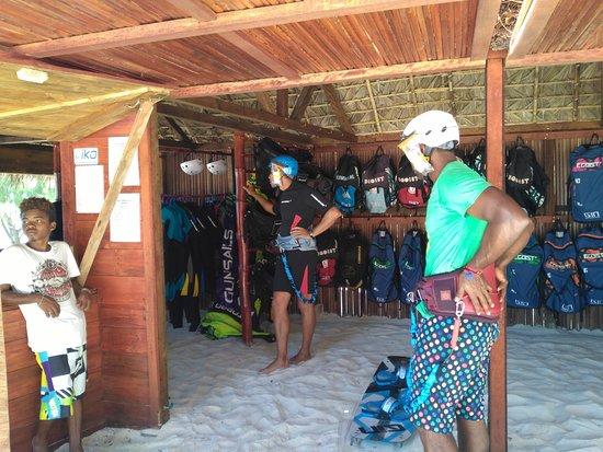 Ocean Lodge Kite & Windsurf: cours kitesurf