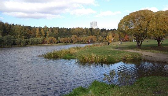 Park Pokrovskoye-Streshnevo: Парк Покровское-Стрешнево
